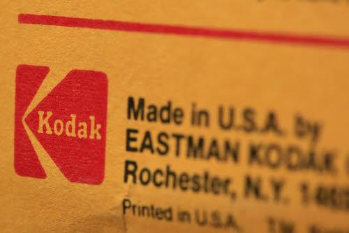 Kodak un mito verso la bancarotta.techeconomy