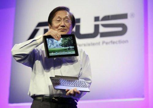ASUS: Jonney Shih racconta visioni e strategie per il futuro dell'azienda.techeconomy