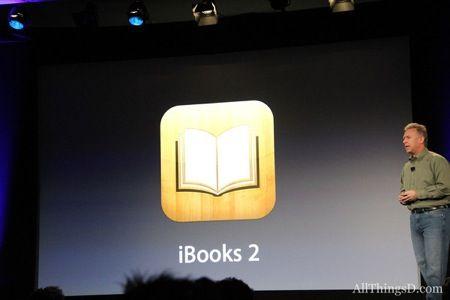 Evento Apple: presentato iBooks 2, la novità per il mondo della scuola.techeconomy