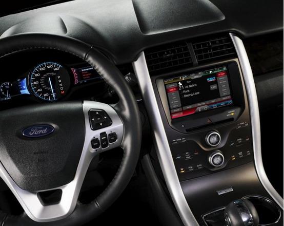 Ford apre a Palo Alto_ l'auto è sempre più tech.techeconomy