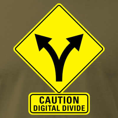 Dal Digital Divide al Press Divide.techeconomy