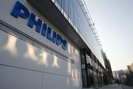 Philips_Profit warning su IV trim. 2011_crollo in Borsa.techeconomy