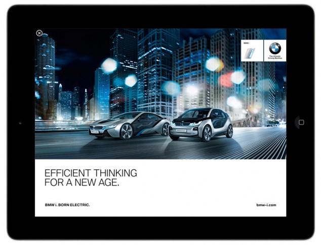 BMW-Advertisement
