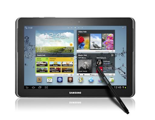 Samsung: nuovo Galaxy Note da 10.1 pollici.techeconomy