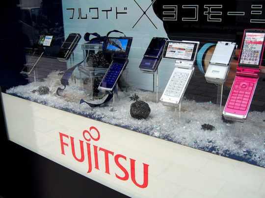 Fujitsu pronta a sbarcare nel mercato mobile europeo.techeconomy