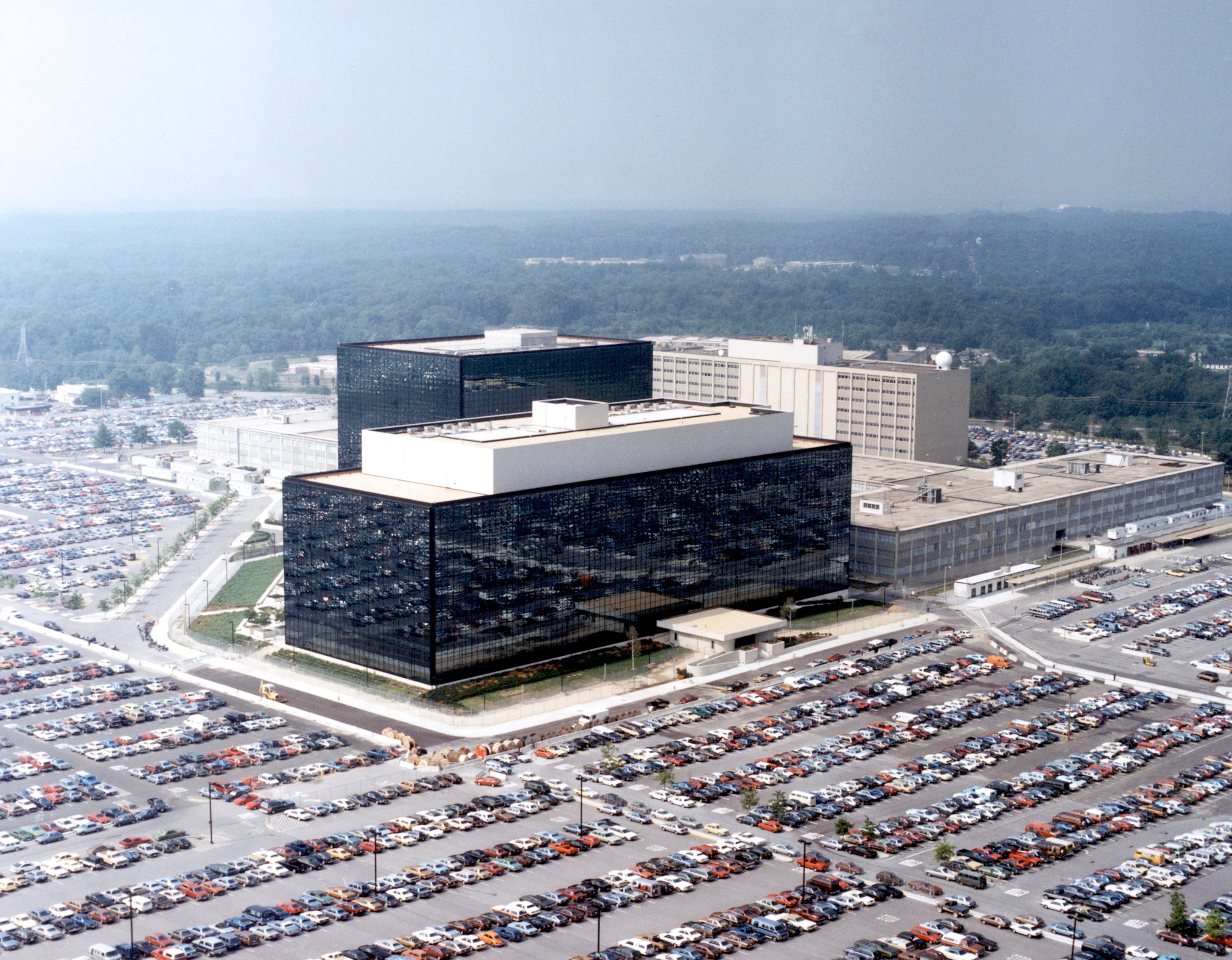 NSA - Fort Meade, Maryland headquarters