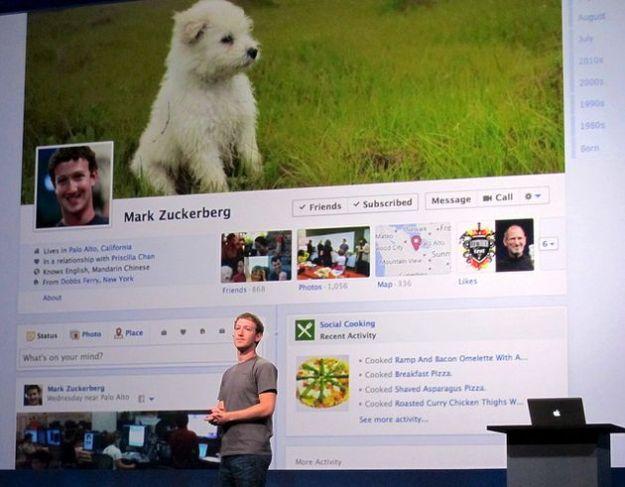 La fuga narrativa di Facebook