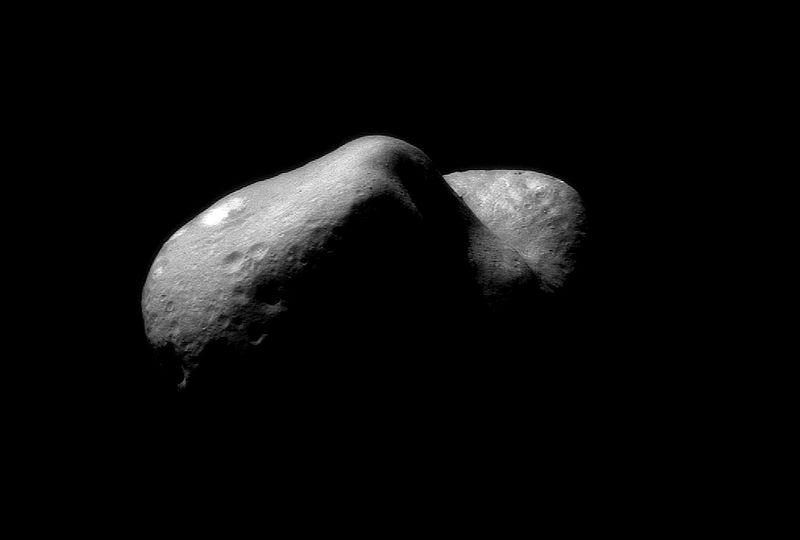 433 Eros - asteroid