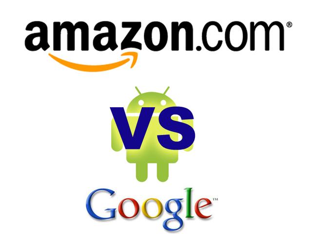Amazon Appstore vs Google Play