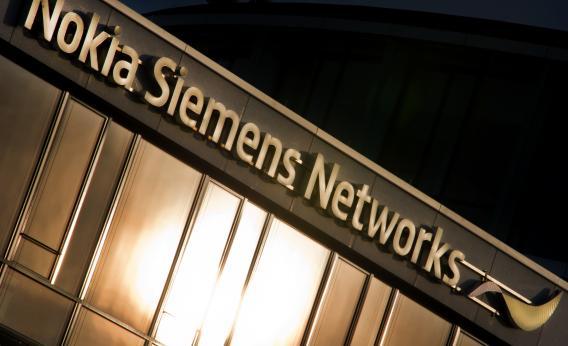 Headquarters di Nokia Siemens Networks (NSN) a Monaco