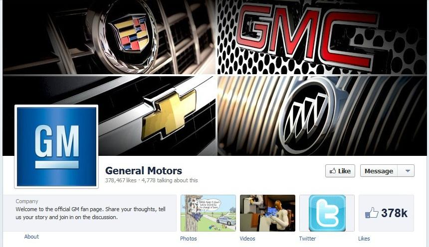 GM_Facebook_page