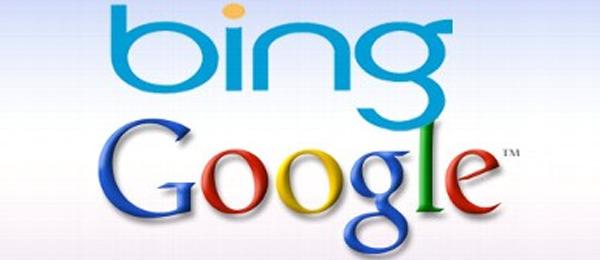 Google Bing
