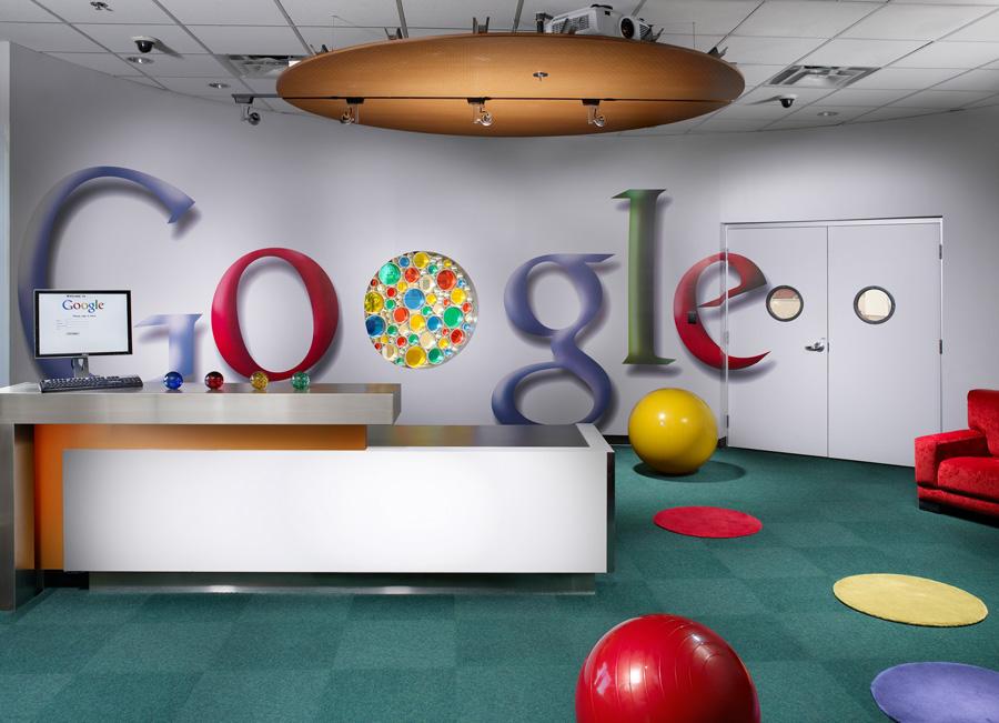 Google Corporate Headquarters Tour