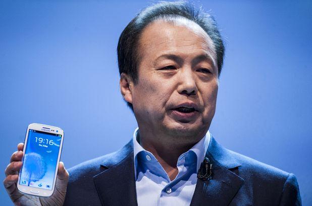 JK Shin - Samsung