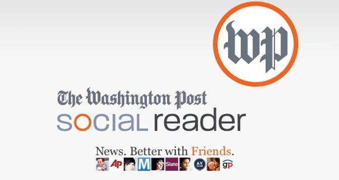 The Washington Post - Social Reader
