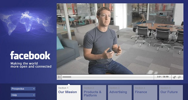 Facebook Ipo Roadshow