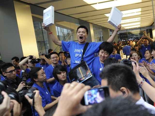 iPad-in-China