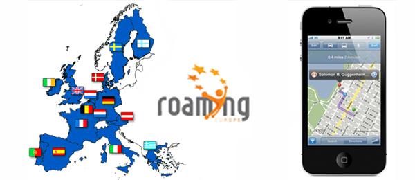 TLC: nuovo taglio dei costi del roaming nell'UE