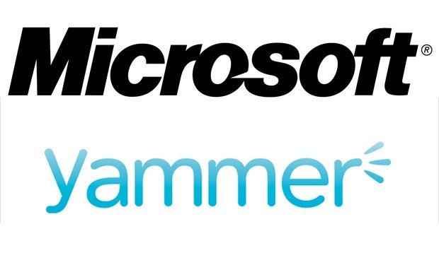 Microsoft e Yammer