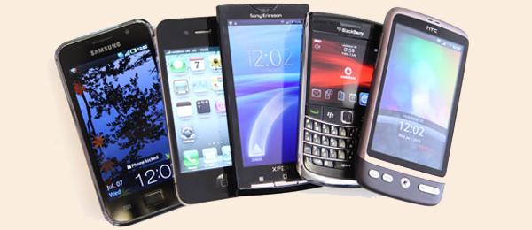 Cresce il numero di utenti di Smartphone