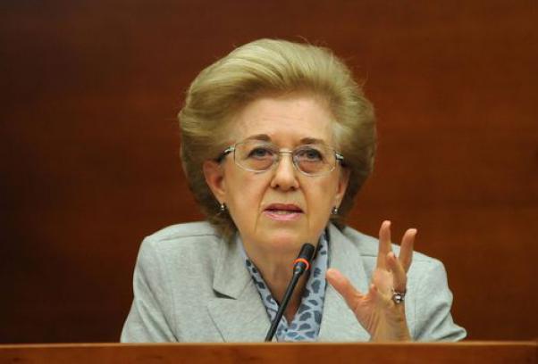Anna Maria Tarantola RAI eletta