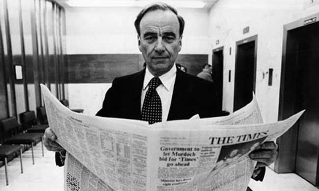 Rupert Murdoch The Times