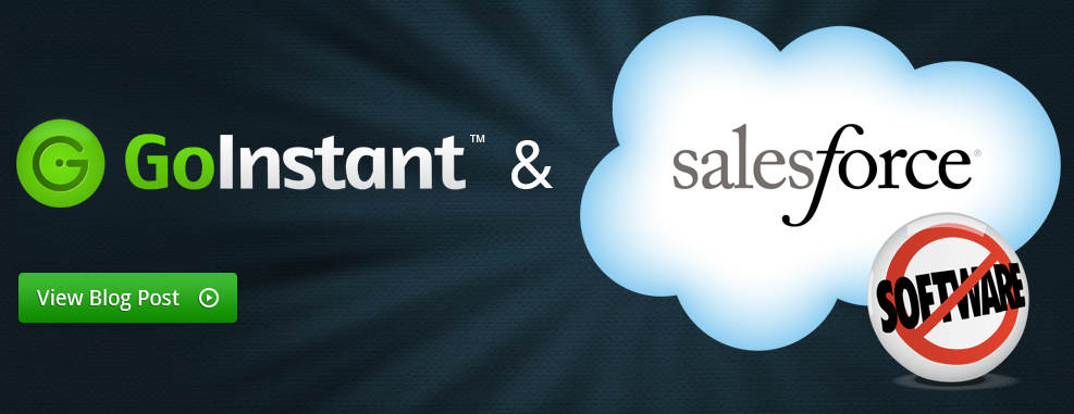 Salesforce - GoInstant