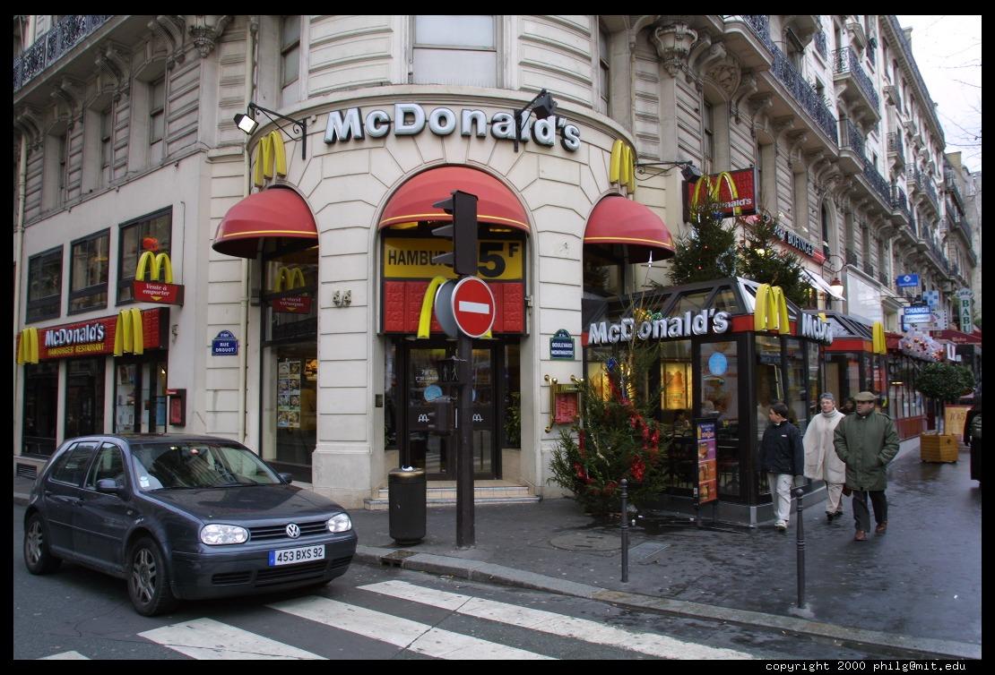 McDonalds-France