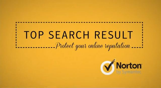 Norton top search front