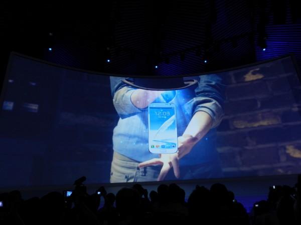 Samsung phablet
