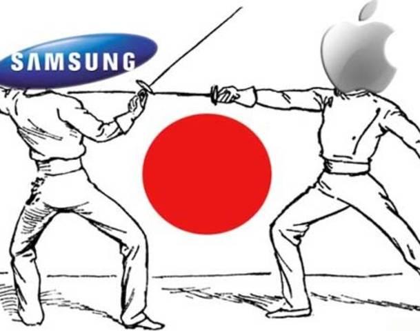 apple-samsung-Tokyo
