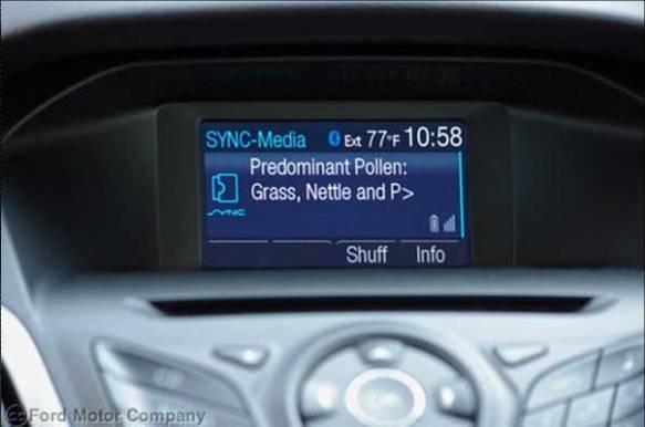 Ford presenta all'IFA la S-Max Concept