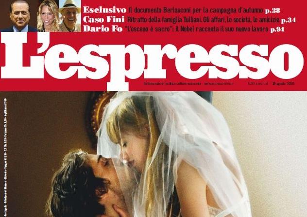 L'Espresso n.33 del 19 agosto 2010