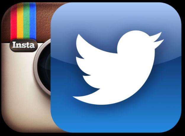 Instagram vsTwitter