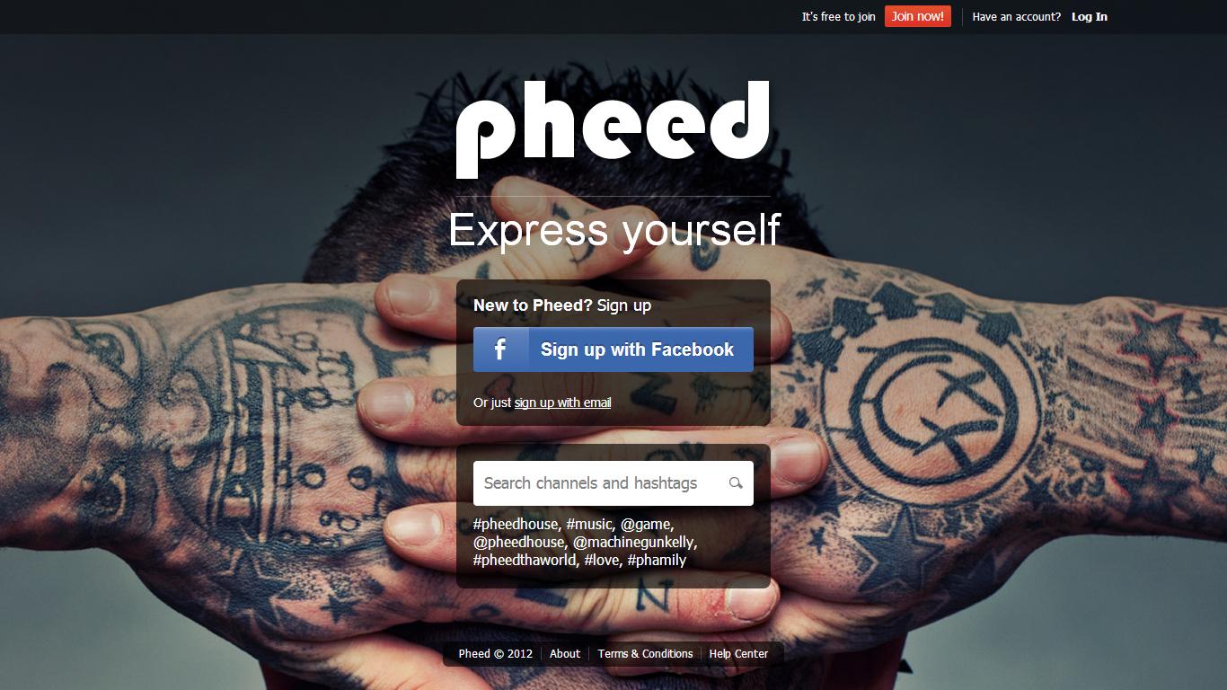 Pheed