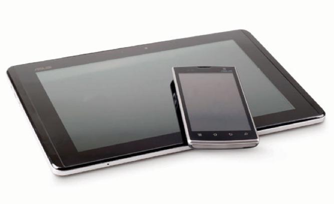 Smartphone - tablet