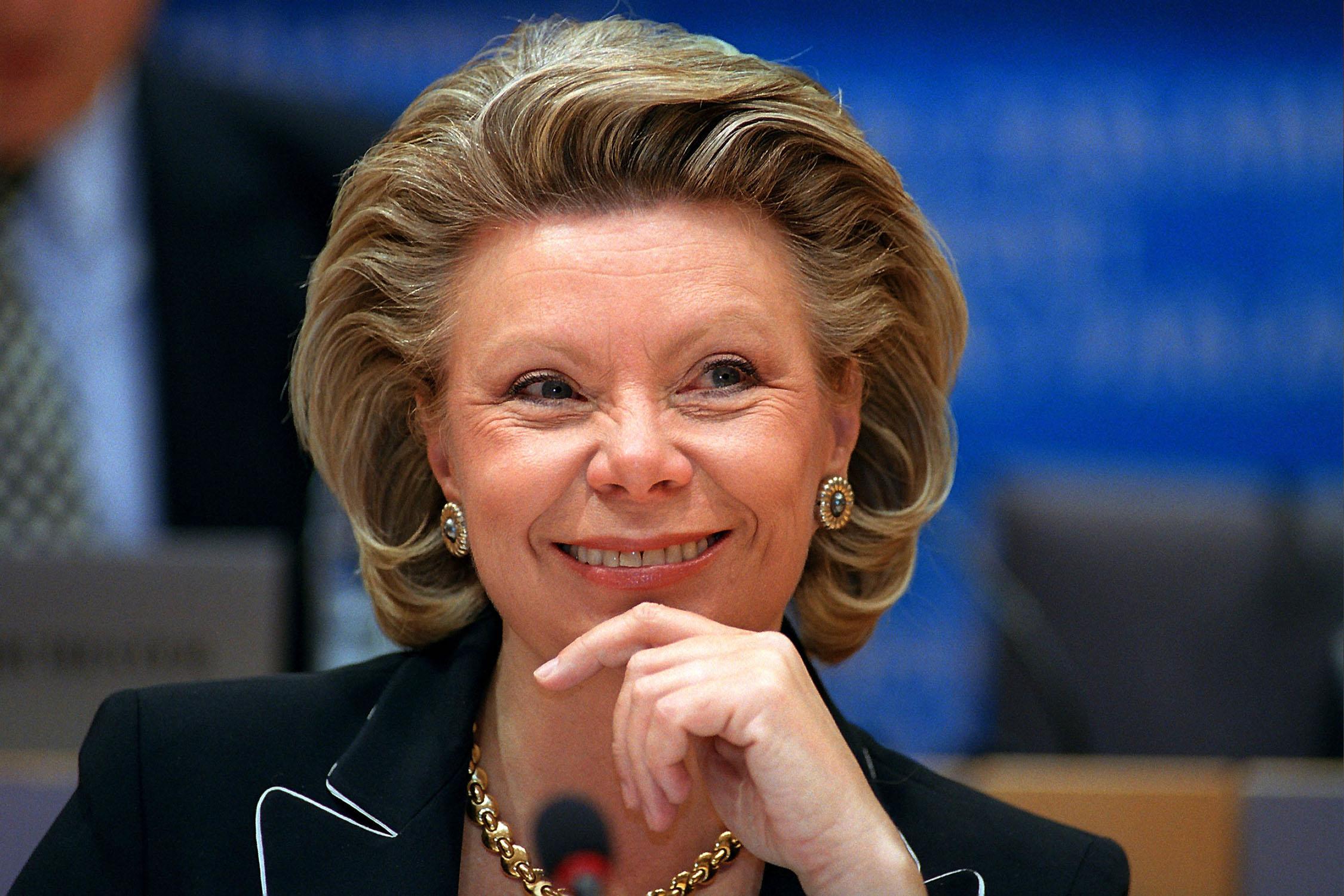 UE, Viviane Reding