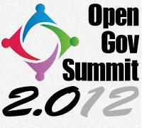 Open Government Summit 2012