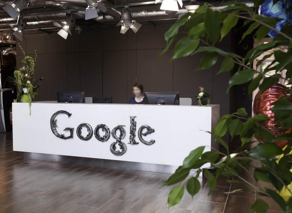 NewGoogleOfficeInDublin