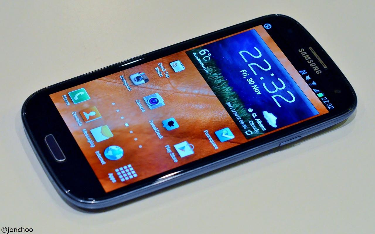 Samsung Galaxy S III S3