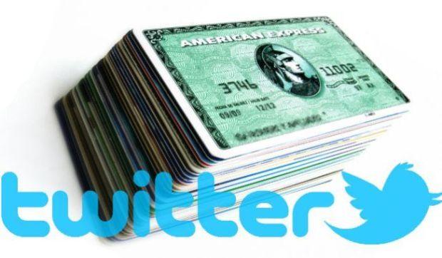 twitter american express