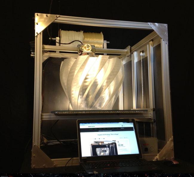 Gigabot-3D