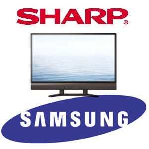 Sharp samsung