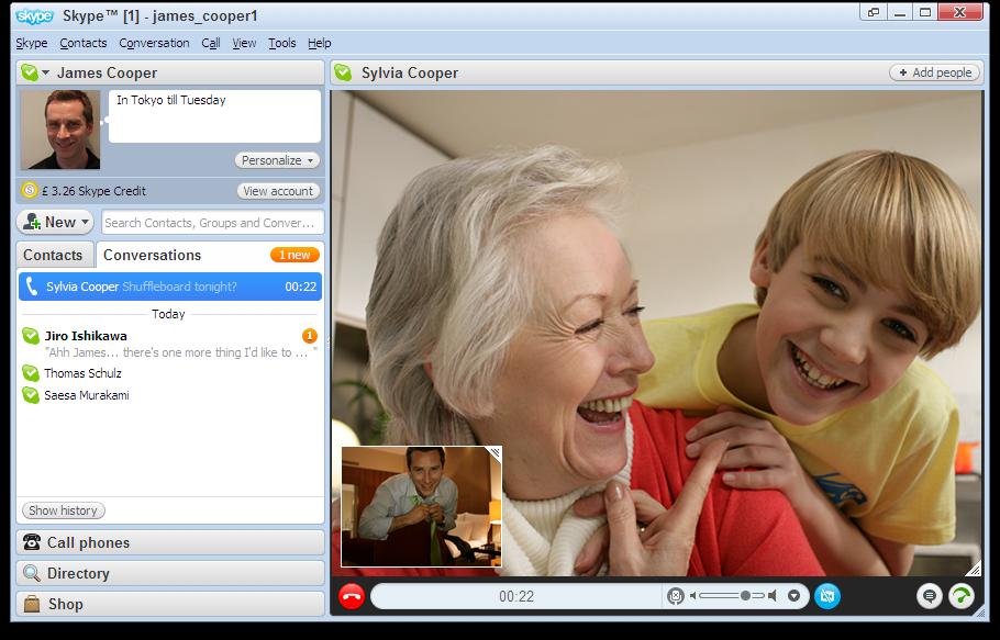 Skype festeggia 10 anni e pensa alla chiamate 3D
