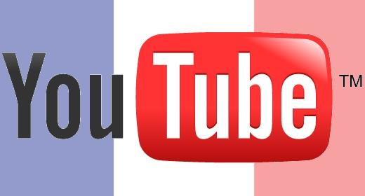 YouTube-in-Francia