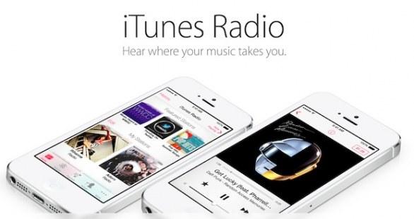 iTunes Radio 11 milioni di Americani l'hanno provata
