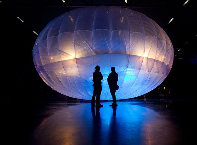 Google lancia Project Loon, per portare la rete nelle zone più remote