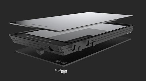 Canonical ha presentato il nuovo Ubuntu Edge un nuovo smartphone con il sistema operativo Ubuntu Touch.