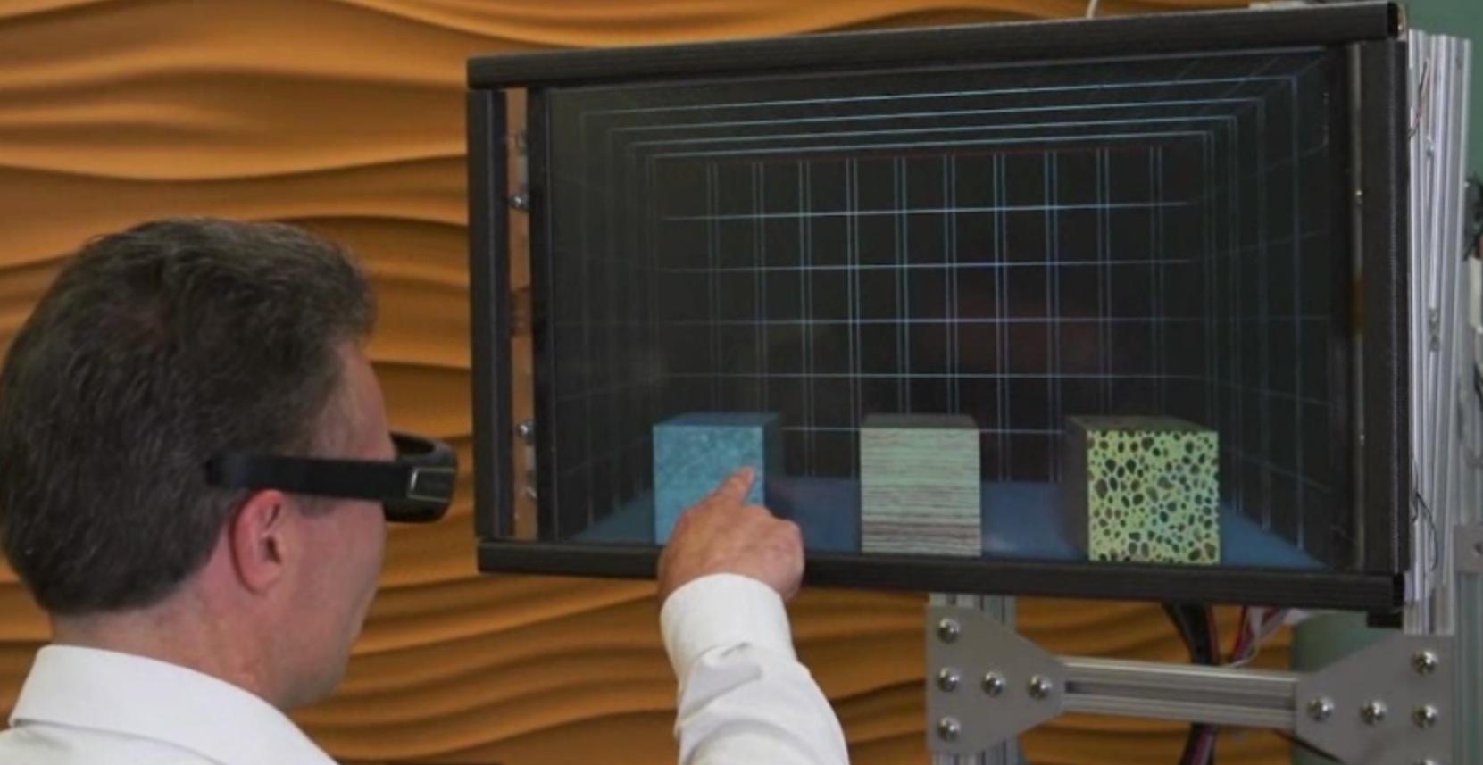 Microsoft immagina la tecnologia di domani: schermi tattili