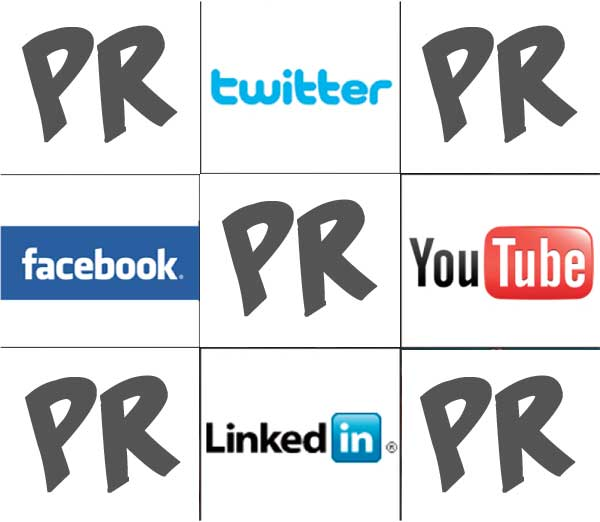 On line Public relations
